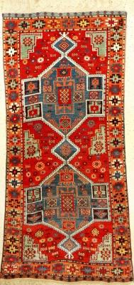 Anatolian Kurdish rug - 19th century - 220 x 100 cm - 2800 Euro