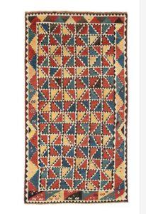 Caucasian rug - 19 century - 203 x 119cm - Price on request