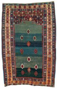 Erzurum Kilim - mid 19th century - 252x163cm