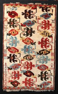 Antique anatolian yastik - mid 19th century - 94 x 57 cm - Sold