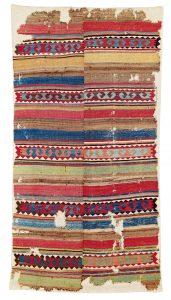 Anatolian Kilim - First half 19 century - 266 x 139 - 3000 Euro