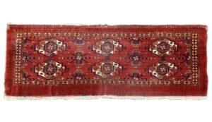 Antique turkmen Tekke sixgül torba