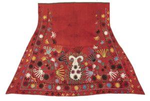 Antique Uzbek Lakai Horsecover