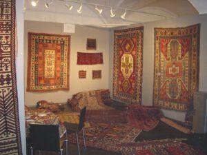 munich textile art show 2003 fair serkan Sari