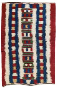 Antique Bordjalou Kazak Kilim