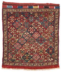 Shahsavan Bag Face serkan sari antike teppiche teppichankauf