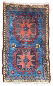 Karapinar yastik, Serkan Sari Teppiche antik teppichankauf