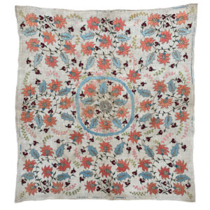 Ottoman Bokçe embroidery serkan sari karlsruhe Teppichankauf