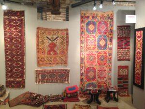 Sartirana textile show 2013 Serkan Sari