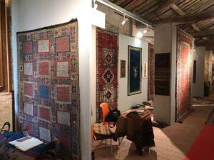 Sartirana Textile show 2017 serkan sari Karlsruhe Teppiche