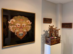 Arts of Asia Austellung Serkan Sari Karlsruhe Teppiche antik