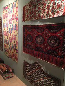 Sartirana textile show 2017 serkan sari karlsruhe antike teppiche