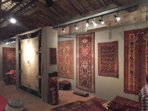 Sartiran Textile Show 2015 serkan sari teppiche Karlsruhe