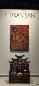 china exhibition 2015 serkan sari Karlsruhe Teppiche